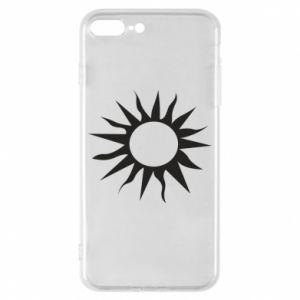 Etui na iPhone 8 Plus Sun for the moon