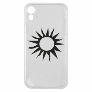 Etui na iPhone XR Sun for the moon