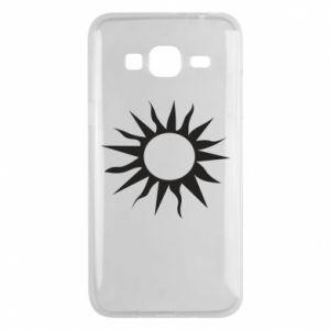 Etui na Samsung J3 2016 Sun for the moon
