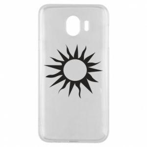 Etui na Samsung J4 Sun for the moon