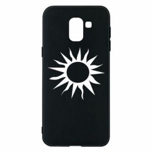 Etui na Samsung J6 Sun for the moon