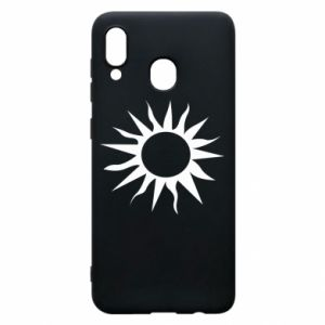 Etui na Samsung A30 Sun for the moon