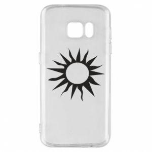 Etui na Samsung S7 Sun for the moon