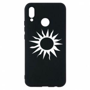 Etui na Huawei P20 Lite Sun for the moon