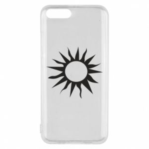 Etui na Xiaomi Mi6 Sun for the moon