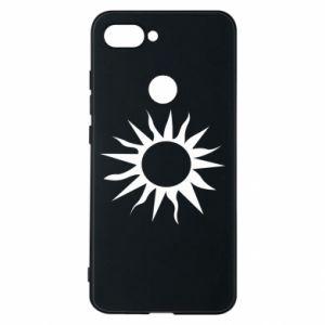 Etui na Xiaomi Mi8 Lite Sun for the moon