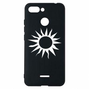 Etui na Xiaomi Redmi 6 Sun for the moon