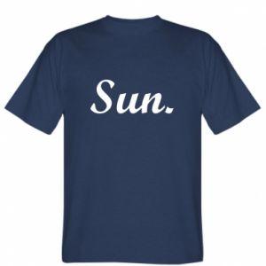 Koszulka Sunday