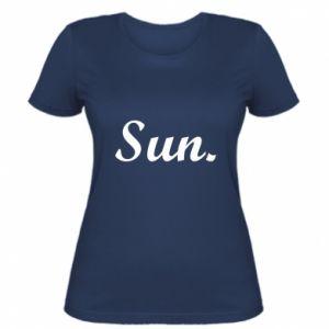 Damska koszulka Sunday