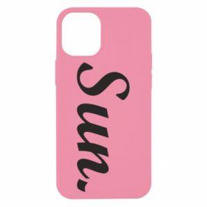 Etui na iPhone 12 Mini Sunday