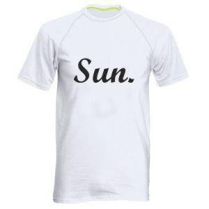Męska koszulka sportowa Sunday