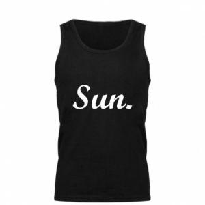 Męska koszulka Sunday