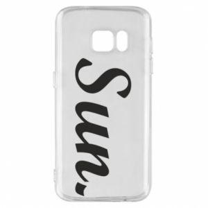 Etui na Samsung S7 Sunday
