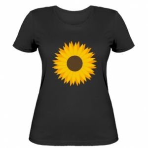 Women's t-shirt Sunflower