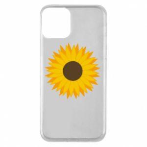 Etui na iPhone 11 Sunflower