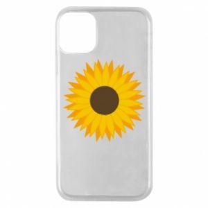 Etui na iPhone 11 Pro Sunflower