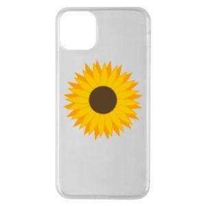 Etui na iPhone 11 Pro Max Sunflower