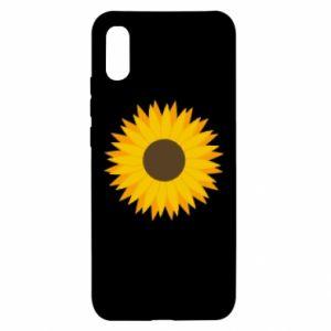Etui na Xiaomi Redmi 9a Sunflower