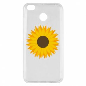 Etui na Xiaomi Redmi 4X Sunflower