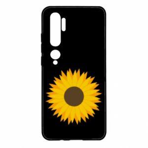 Xiaomi Mi Note 10 Case Sunflower