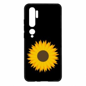 Etui na Xiaomi Mi Note 10 Sunflower