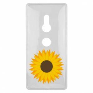 Etui na Sony Xperia XZ2 Sunflower