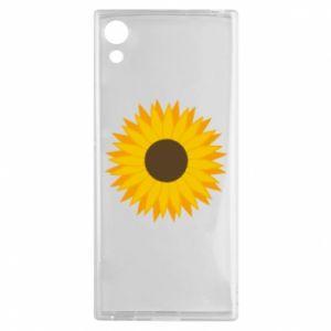 Etui na Sony Xperia XA1 Sunflower
