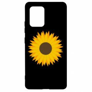 Etui na Samsung S10 Lite Sunflower