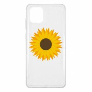 Etui na Samsung Note 10 Lite Sunflower