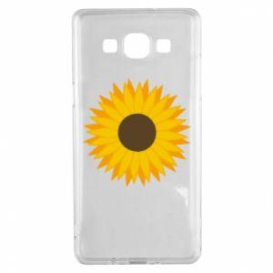 Etui na Samsung A5 2015 Sunflower