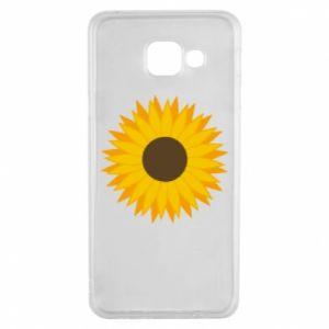 Etui na Samsung A3 2016 Sunflower