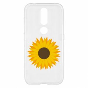 Etui na Nokia 4.2 Sunflower