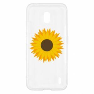 Etui na Nokia 2.2 Sunflower