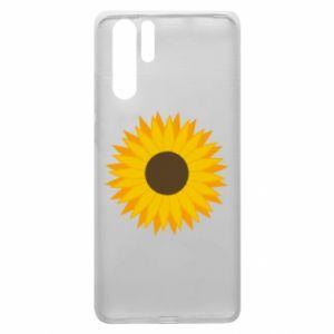 Etui na Huawei P30 Pro Sunflower