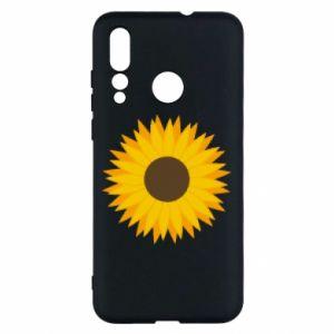 Etui na Huawei Nova 4 Sunflower