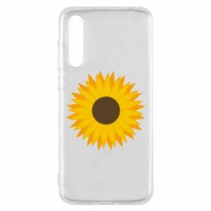 Etui na Huawei P20 Pro Sunflower