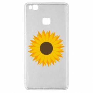 Etui na Huawei P9 Lite Sunflower