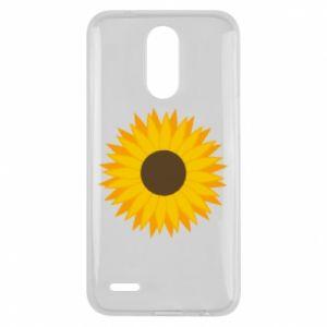 Etui na Lg K10 2017 Sunflower