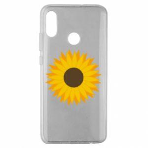 Etui na Huawei Honor 10 Lite Sunflower