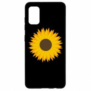 Etui na Samsung A41 Sunflower