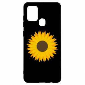 Etui na Samsung A21s Sunflower