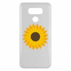 Etui na LG G6 Sunflower
