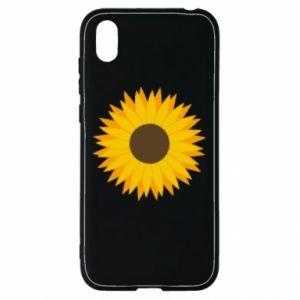 Etui na Huawei Y5 2019 Sunflower