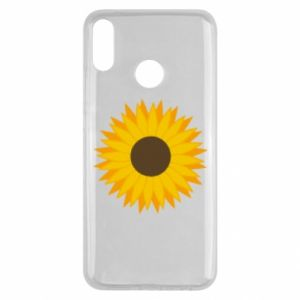 Etui na Huawei Y9 2019 Sunflower