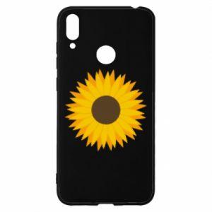Etui na Huawei Y7 2019 Sunflower