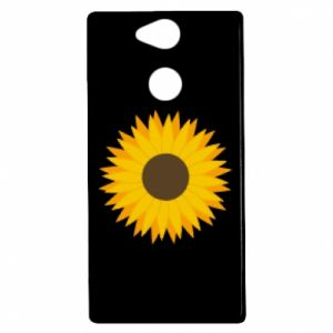 Etui na Sony Xperia XA2 Sunflower