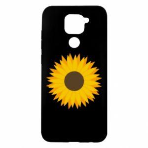 Etui na Xiaomi Redmi Note 9/Redmi 10X Sunflower