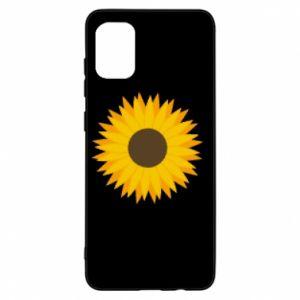 Etui na Samsung A31 Sunflower