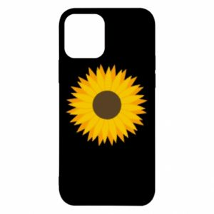 Etui na iPhone 12/12 Pro Sunflower