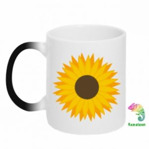 Chameleon mugs Sunflower